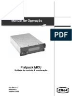 Manual de Operação Flatpack MCU (351300.013-6)  Port