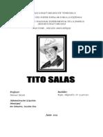 Tito Salas Terminado