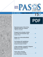Revista Pasos 156