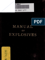 40495455 Manual of Explosives a Brief Guide for the Use of Miners and Quarrymen Canada 1900