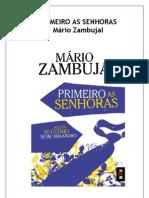 MárioZambujal,  Primeiro as senhoras