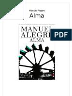 Manuel Alegre - Alma