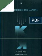 Katz C - Bajo El Imperio Del Capital (2011)