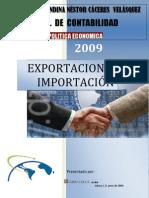 Exportacion e Importacion