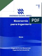Propuesta Guía Instruccional Economía para Ingenieros 1