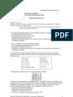 Matemática - Trabajo Práctico 2