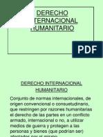 Derecho Internacional Humanitario 1