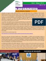 Boletin de La Consavig Abr - May 2013