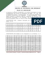 Taller de Ejercitacion - TDF Con Intervalos