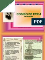 Codigo de Etica Profesionalcecomputacion