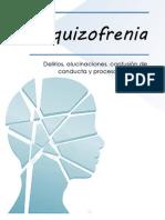 Folleto de Psicologia Esquizofrenia