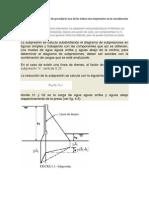 La subpresión en las presas de gravedad es uno de los índices más importantes en la consideración de la seguridad.docx