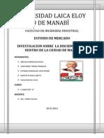 Estudio de Mercado Trabajo Grupal