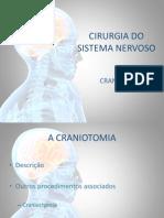 Cirurgias Do Sistema Nervoso