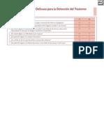 7.6. Test de Othmer y DeSouza Para La Deteccion Del Trastorno de Somatizacion