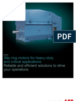 ABB Slip-Ring Motors