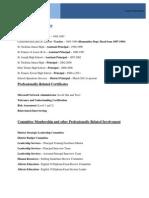 stephens resume