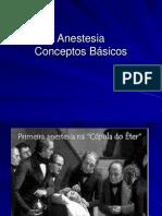 Anestesia, Conceptos