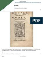 Ulises y la crÃtica literaria