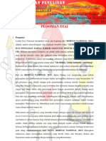 Fix Pedoman Kertas Nasional 2013
