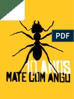 Livro Mate Com Angu