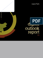 the razorfish™  digital outlook report 2009
