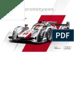 Audi Sports Prototypes 2013