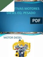 Curso Diapositiva Motores Diesel Maquinaria Pesada