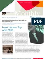Emil Ghiurau Newsletter1_april2009