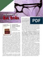 11.- Los Elegidos de La Tela