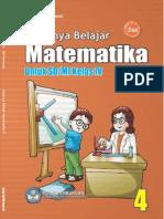 Asyiknya Belajar Matematika SD Kelas IV-Mas Titing-2009
