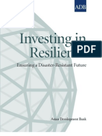 ADB Investing in Resilience