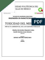 Toxicidad Del Mercurio