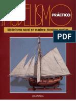 ebook - Modelismo Práctico-Modelismo naval en madera (2-Técnicas medias)