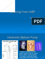 Weaning From IABP