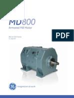 GE MD800