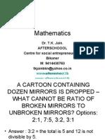1 July Mathematics II