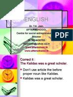 2 July English II