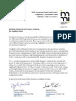 146763840 Icelandic Modern Media Initiative Statement of Support for Edward Snowden