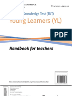 TKT Young Learners Handbook