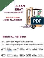 1908-Alat Berat