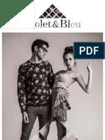 CÁTALOGO VIOLET & BLEU - 1ra edición