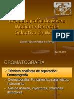 Expocicion de Cromatografia