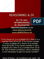 18 June Reasoning & Di