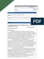 El control de constitucionalidad-reseña historica