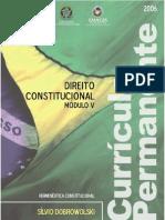 Pre Compreeensoes Da Hermeneutica Constitucional