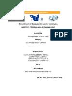 2 UNIDAD  PRODUCCIÓN DE SEMILLA DE PECES MARINOS