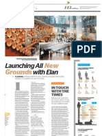 Launching All New Grounds with Elan