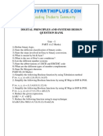 Dpsd Question Bank