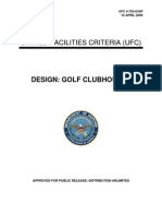 Military Golf Clubhouse Design Guide